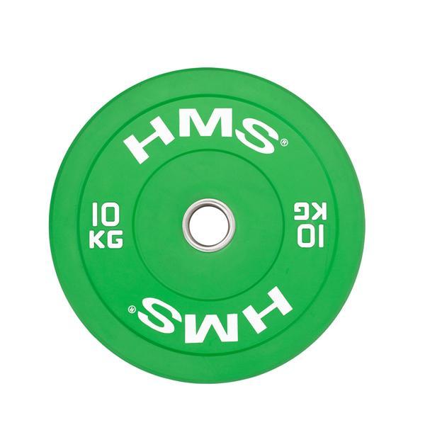 Olympijské závaží HMS Bumper 10 kg