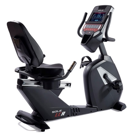 Recumbent Sole Fitness LCR + Bluetooth
