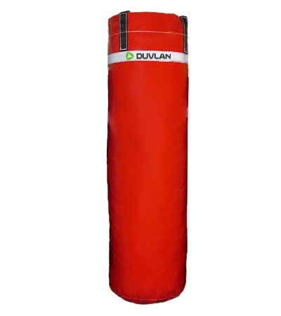 Boxovací pytel Home DUVLAN 140 x 35 cm Barva: červená