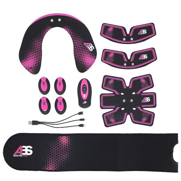 Elektrický posilovač svalů ABS Master Pro MultiSet
