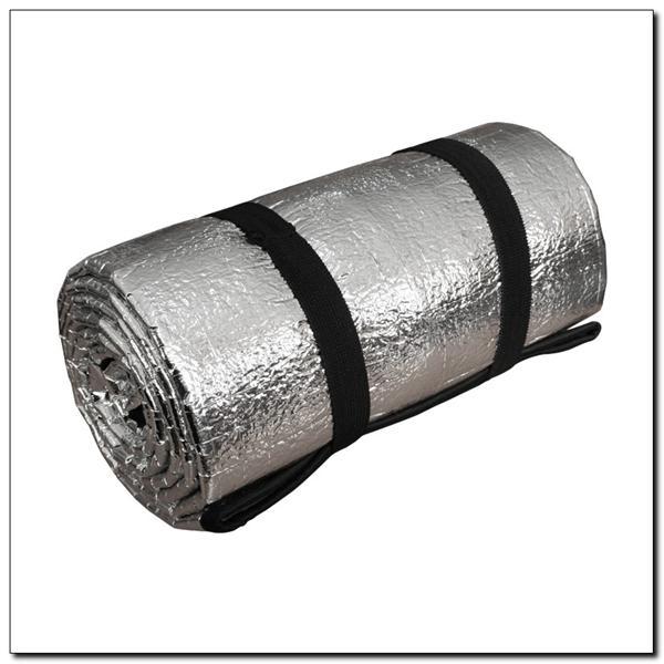 Hliníková karimatka 185x50x0,3 cm Mini Pack