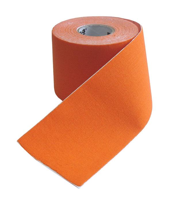 Kinezio tape 5x5 m D70 oranžový