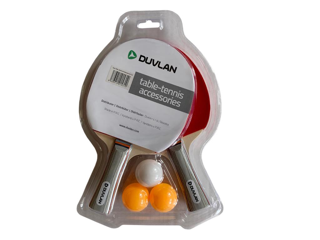Pingpongový set DUVLAN Advance 2+3