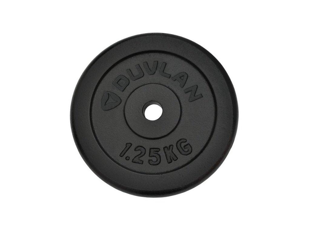 Acél súlytárcsák DUVLAN 1,25 kg