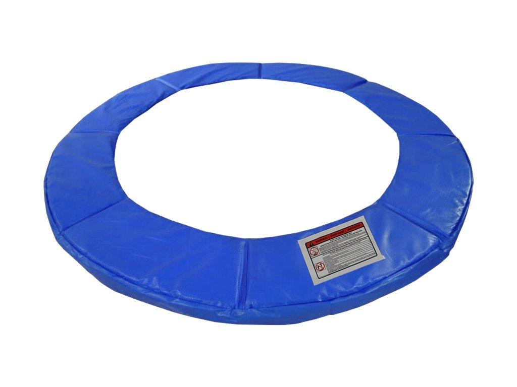Rugóvédő DUVLAN FunJump Blue 244 cm trambulinhoz