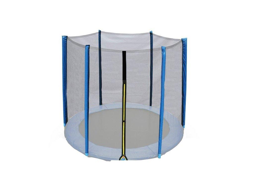 Védőháló DUVLAN FunJump Blue 244 cm trambulinhoz