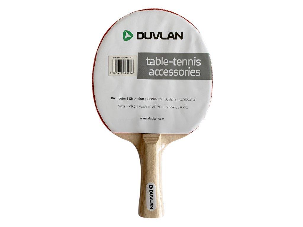 DUVLAN Basic pingpongütő