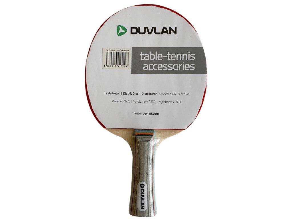 DUVLAN Advance pingpongütő