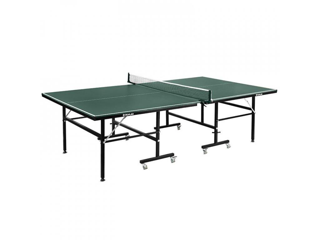 Pingpongový stôl DUVLAN T01-15 (Farba zelená)