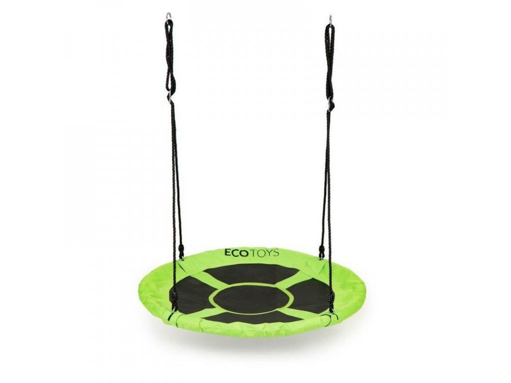 Ecotoys BOC110 110 cm zöld fészekhinta