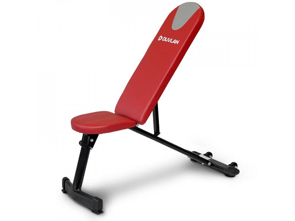 DUVLAN Sit Up edzőpad