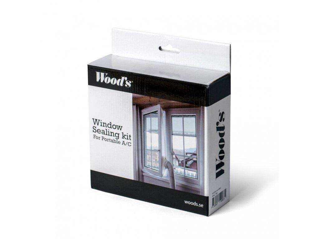 Ablaktömítés Woods mobil légkondicionálókhoz