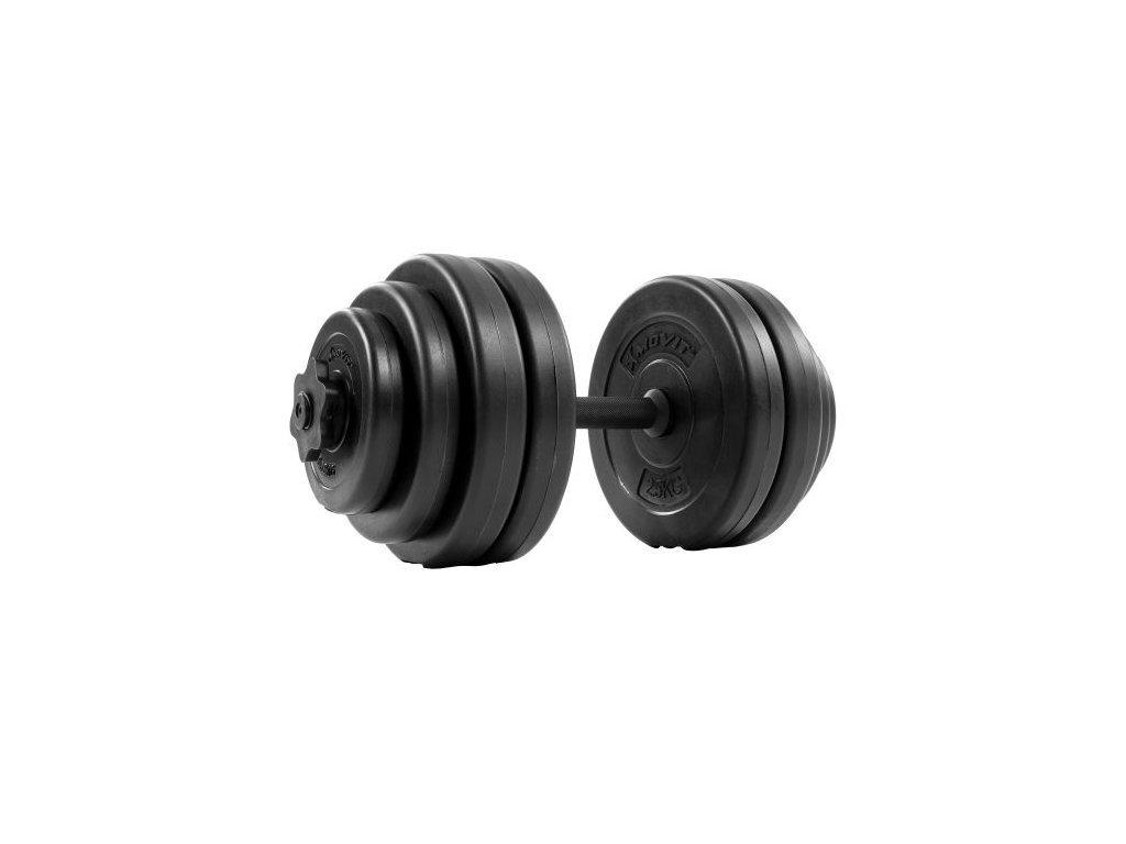 Egykezes súlyzó Spartan 15 Kg