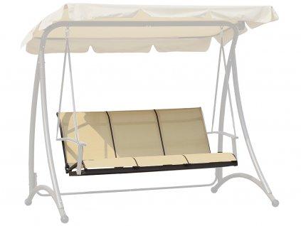 Ülőfelület a DUVLAN Lorretta hintaágyhoz