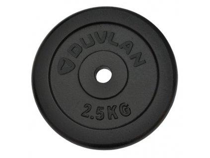Acél súlytárcsák DUVLAN 2,5 kg