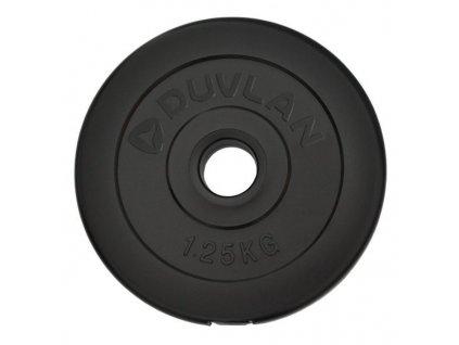 Cementes súlyzótárcsa DUVLAN 1,25 kg