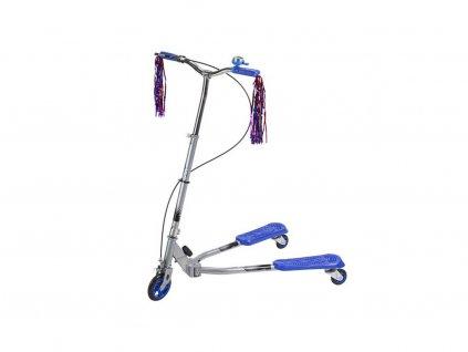 Nils Extreme 125 Fliker háromkerekű roller - kék