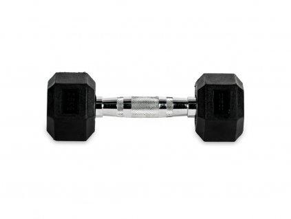 Hatszögű kézisúlyzó DUVLAN 10 kg