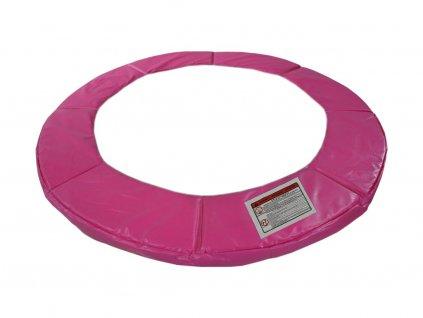 Rugóvédő DUVLAN FunJump Pink 244 cm trambulinhoz
