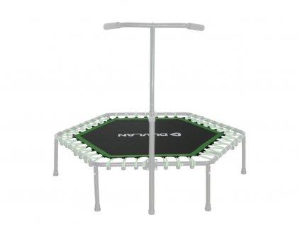 DUVLAN Jumpee Green trambulin ugrófelület
