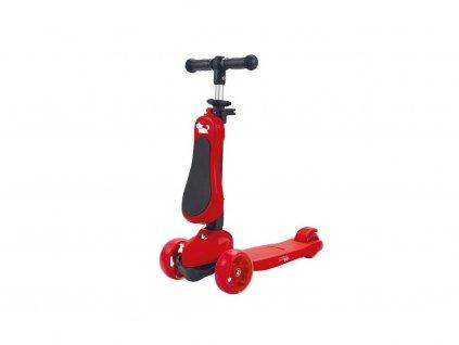 Nils Fun 2in1 HLB12 roller piros