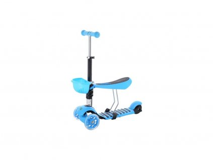 Nils Fun 3in1 HLB08 roller kék