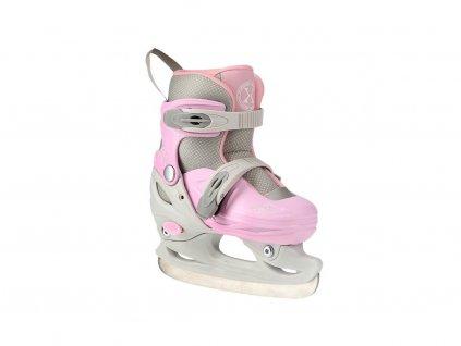 Nils Extreme NH11901 A jéghoki korcsolya szürke-rózsaszín
