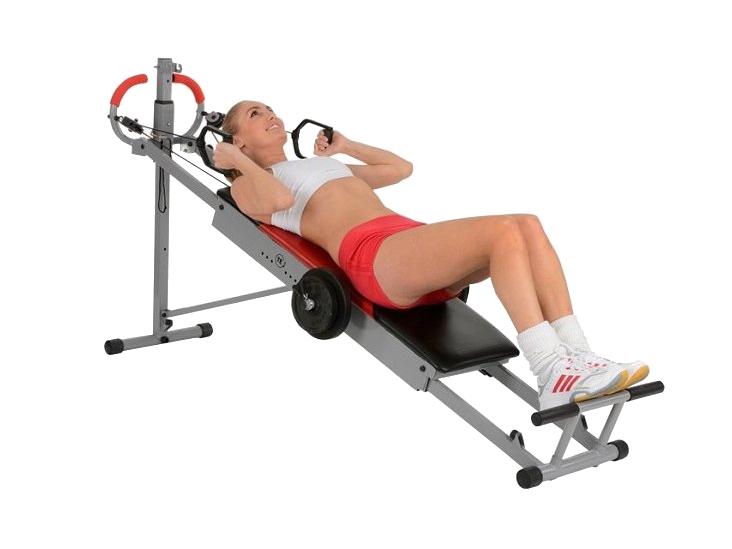 Domáce fitness stroje