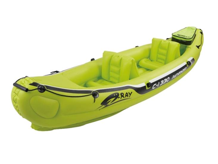 Nafukovacie kajaky / kanoe