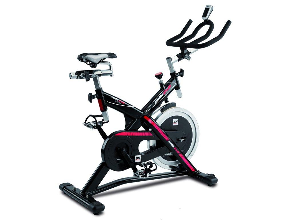 Cyklotrenažér BH Fitness SB2.6