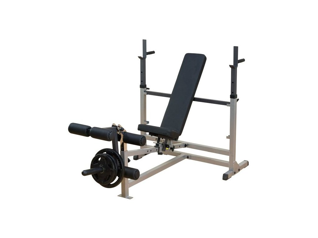 Bench lavička Body-Solid GDIB46L