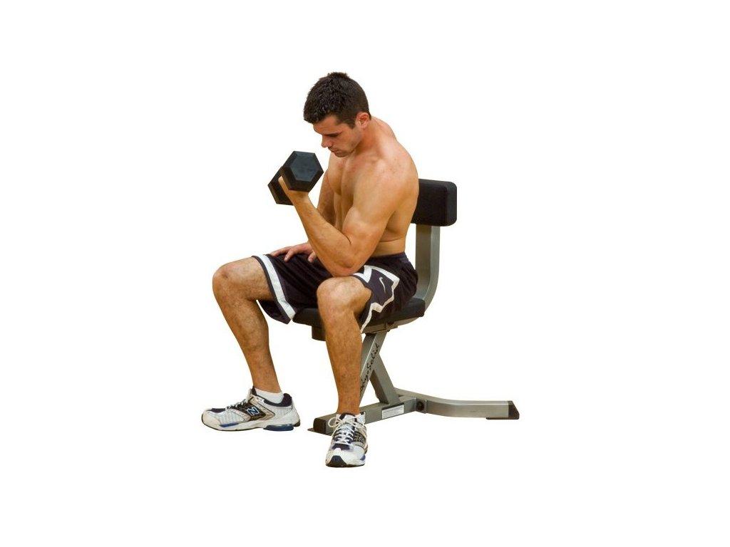 Posiľňovacia lavička Body-Solid GST20