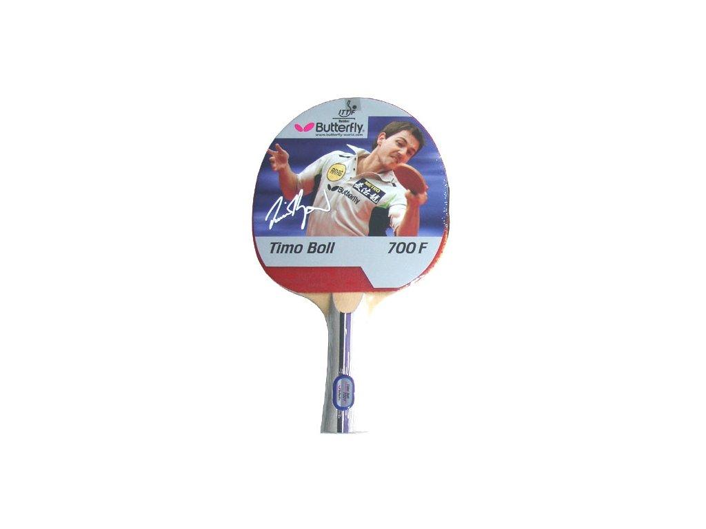 palka na stolni tenis pingpongova butterfly korbel 700