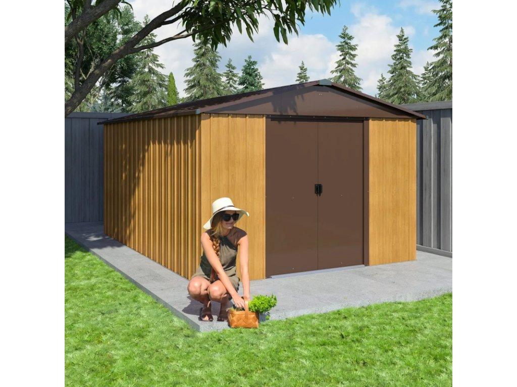 Záhradný domček YardMaster 1013WG