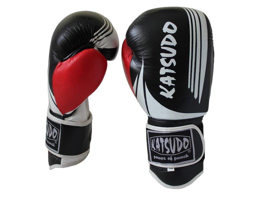 Boxerské rukavice Katsudo Ring II