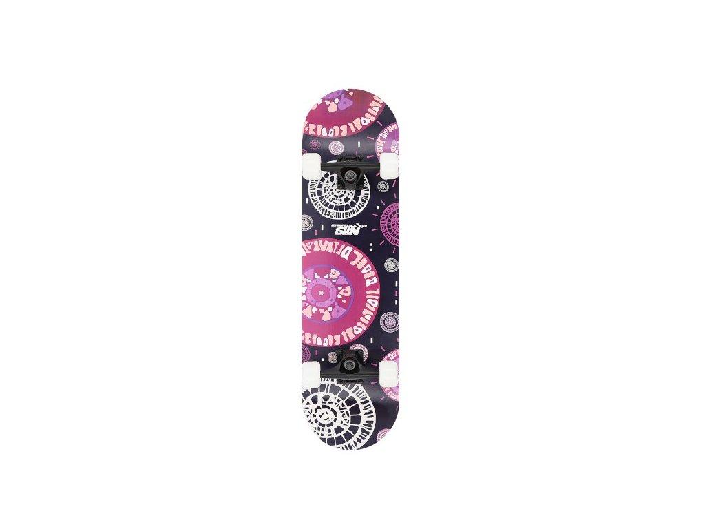 Skateboard Nils Extreme CR 3108 SA Etno