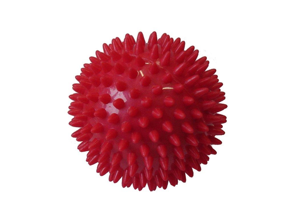 acra micek masazni prumer 7 5 cm cerveny