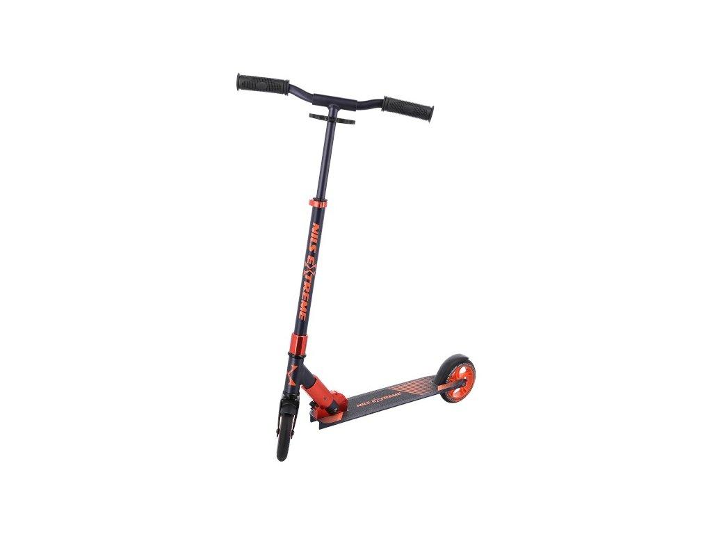 NILS Extreme HD145 grafit/oranžová