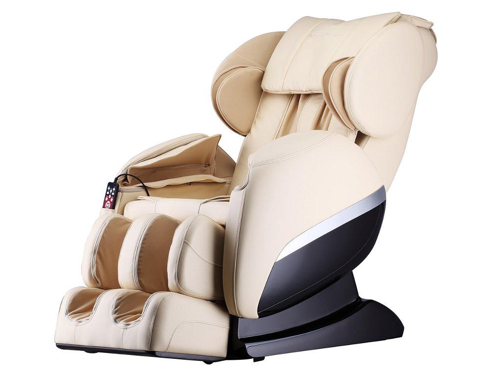 Homedelux masaz kreslo siesta v2 bezova