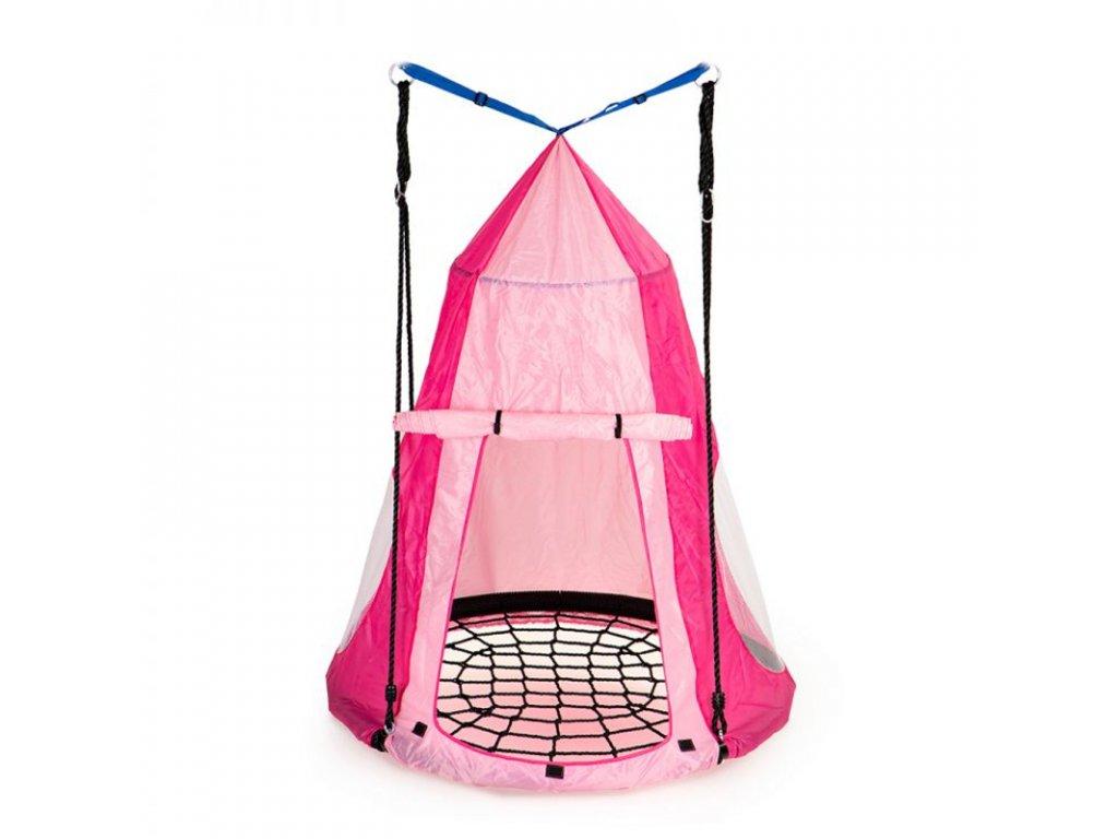 Stan pre závesný hojdací kruh Ecotoys MIR6001 ružový