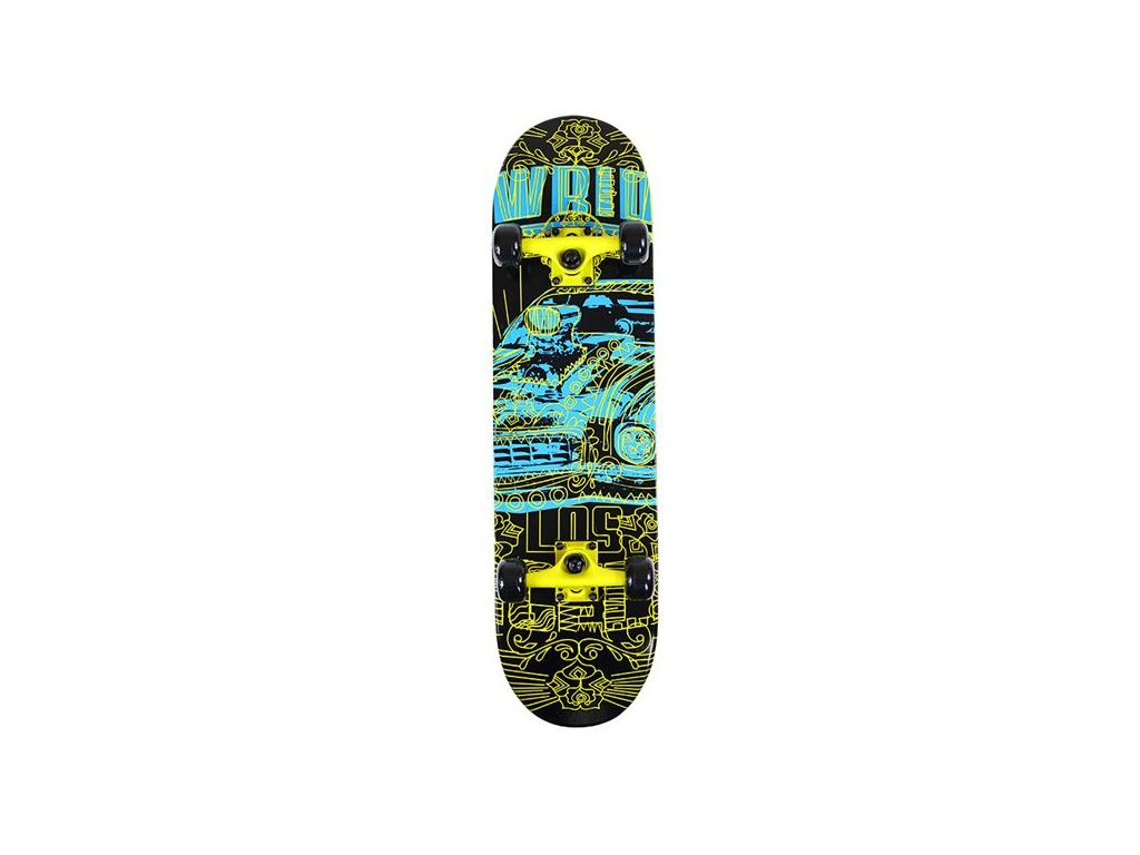 Skateboard NILS EXTREME CR 3108 SA Night