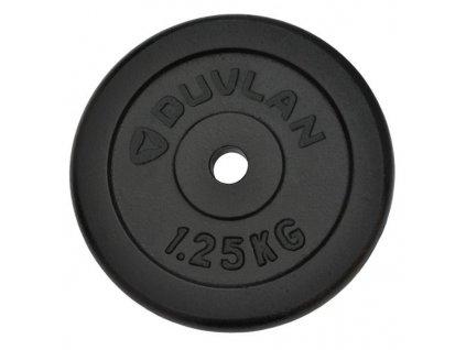 Závažie DUVLAN 1,25 kg oceľové