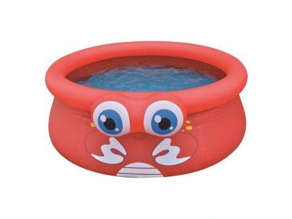 Detský bazén Krab 175 x 62 cm