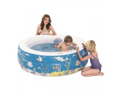 Detský nafukovací bazén Doodle 3-Ring 152 x 50 cm