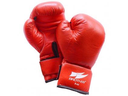 Boxerské rukavice Brother - červené