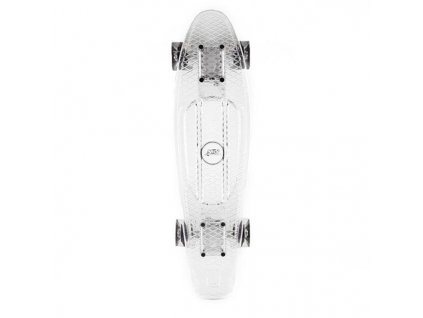 Pennyboard Fishboard Nils Extreme LED Transparent
