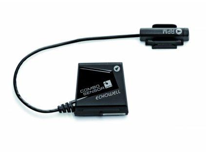 Snímač rýchlosti a kadencie ANT+ 20cm pre Turbo Muin