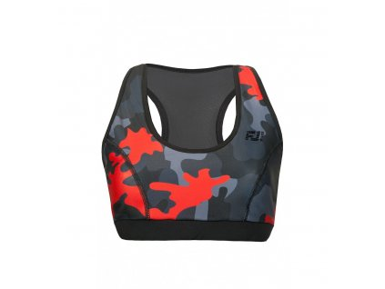 top push up camo red