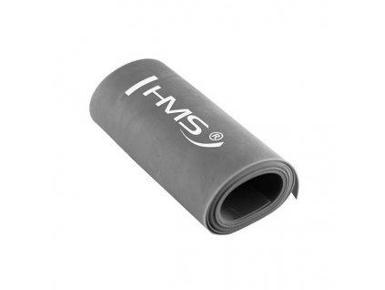 Fitness guma HMS TP01 šedá