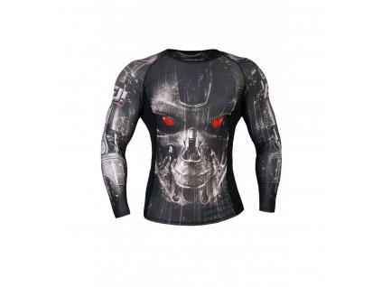 Tričko s dlhým rukávom FeelJ! Cyber